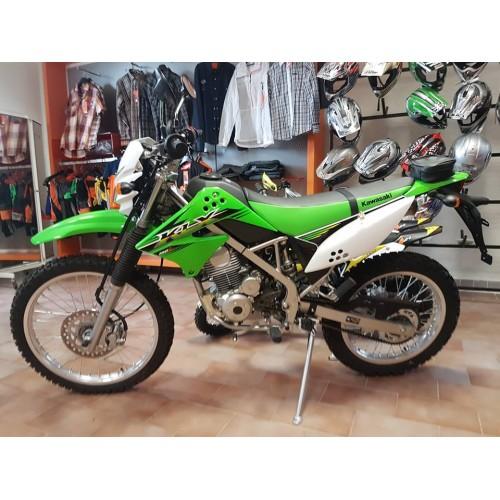 Kawasaki 150 enduro 2016